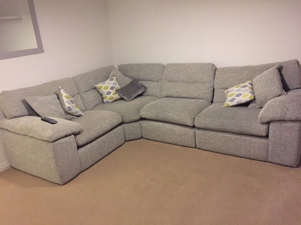 Oak Furniture Land Corner Sofa