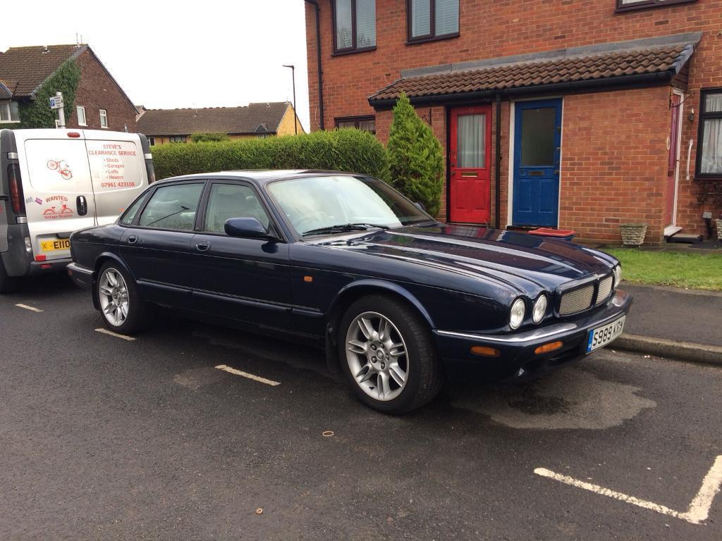 Jaguar XJ SPORT 1998 3 4 V8 Loads History