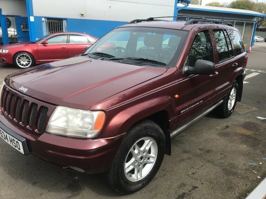 1999 JEEP GRAND CHEROKEE LIMITED ESTATE 4.0L PETROL AUTO MARCH MOT 19