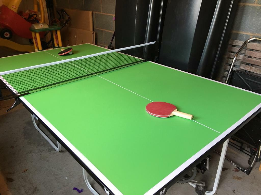 Butterfly 3/4 Size Table Tennis Table