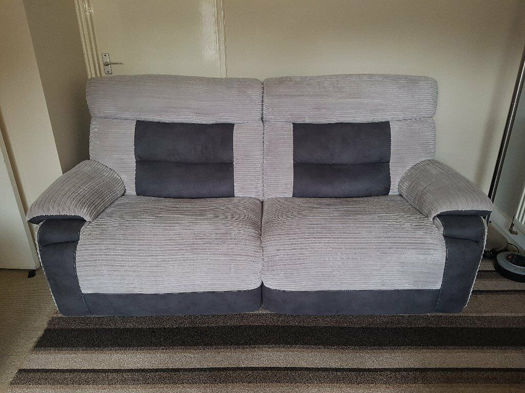 SCS Nelson 3 Seater Manual Recliner Sofa and Recliner Chair & SCS Nelson 3 Seater Manual Recliner Sofa and Recliner Chair | in ... islam-shia.org
