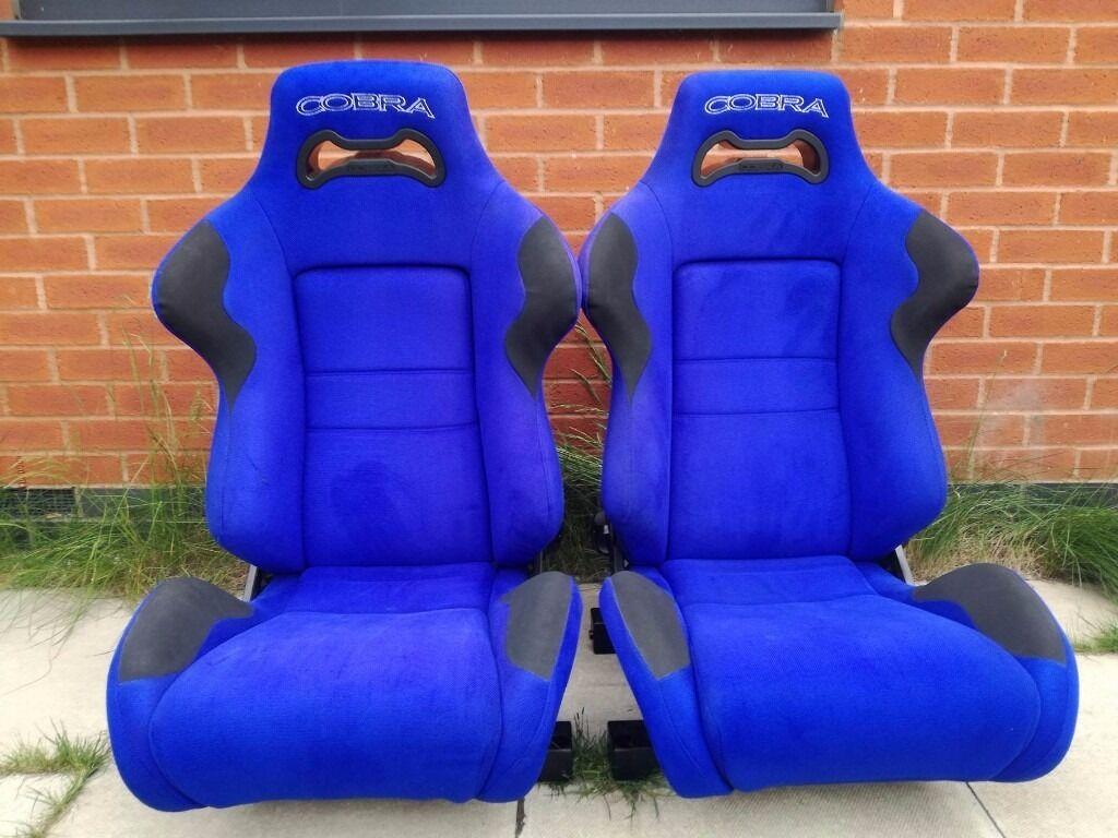 Cobra Daytona Reclining Bucket Seats (Drift Drag Race Corbeau Sparco Recaro Bride) & Cobra Daytona Reclining Bucket Seats (Drift Drag Race Corbeau ... islam-shia.org
