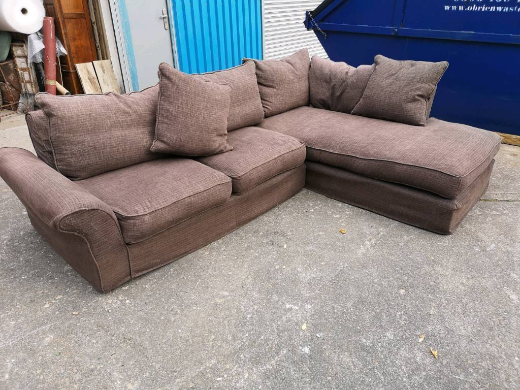 Furniture Village Corner Sofa With Free Delivery Within A 20 Mile Radius Of  Ne12in Newcastle,
