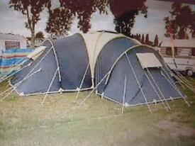 Sunnc& festiva tent 12 person & High quality 3 Man Tent - Great condition - | in Doncaster South ...