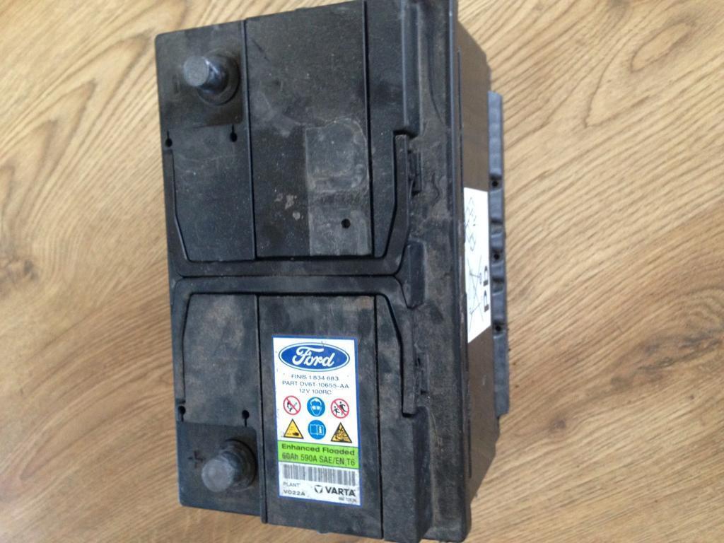 Ford car battery & Ford car battery | in Hull East Yorkshire | Gumtree markmcfarlin.com