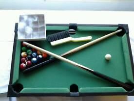 Little Pool Table