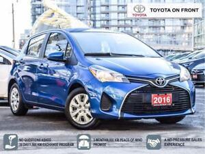 2016 Toyota Yaris LE Toyota Certified