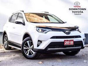 2018 Toyota RAV4 XLE AWD | LANE ASSIST | HTD STEERING | R.CAMERA