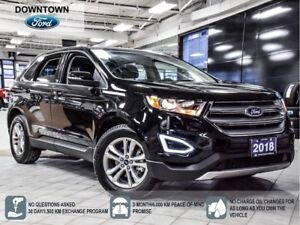 2018 Ford Edge SEL, Navigation, Moon Roof, Back up cam,