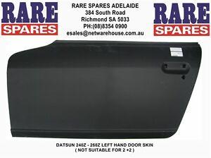 Datsun 240Z 260Z Left Hand Door Skin Rare Spares Adelaide