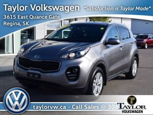 2018 Kia Sportage LX AWD Like New !! 5 Year/100,000 Factory Warr