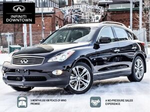 2015 Infiniti QX50 AWD Premium Package*1Owner/No Accidents*