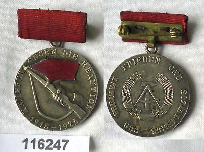 DDR Medaille Kämpfer gegen die Reaktion 1918-1923 (116247)