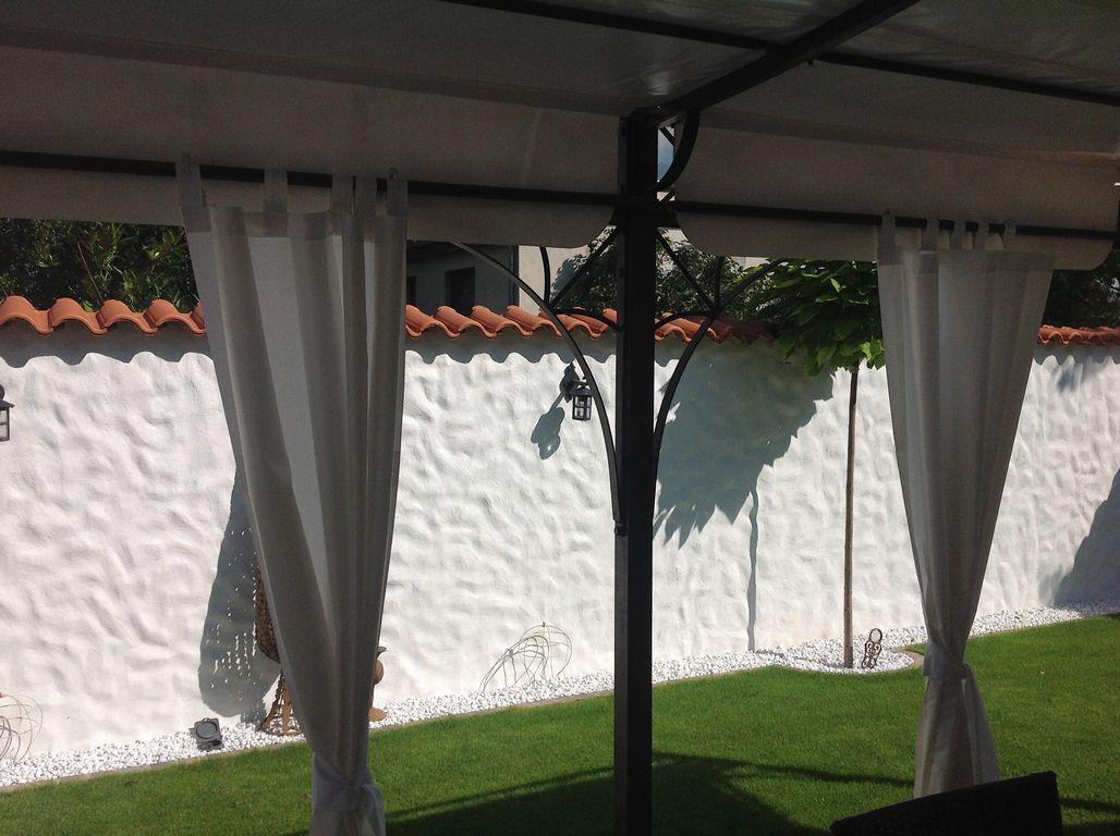 terrassen berdachung markise pergola carport metall. Black Bedroom Furniture Sets. Home Design Ideas