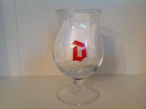Duvel Belgian Beer Glass 33cl Trappist Belgium