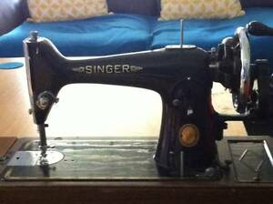 Singer Sewing Machine Myrtle Bank Unley Area Preview