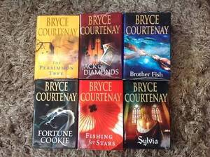 Brice Courtenay novels Tallebudgera Valley Gold Coast South Preview