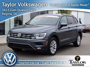 2018 Volkswagen Tiguan Trendline 2.0 8sp at w/Tip 4M January Sel