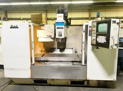 Fadal Vmc 4020 Vertical Machining Center - See Video