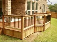 Custom Deck Specialist....35 Years Experience