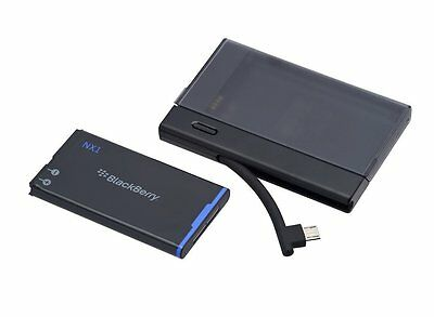 OEM New BlackBerry Extra Spare Battery+Charger Bundle for Q10 NX1 ACC-53185-101