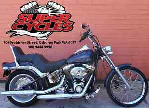 2008 HARLEY-DAVIDSON FXSTC SOFTAIL CUSTOM Osborne Park Stirling Area Preview