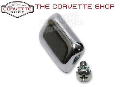 C3 Corvette Seat Back Release Button Chrome 1970-1978 x2423 for sale  Livonia