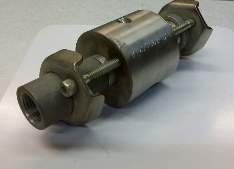 Pulsafeeder Discharge Valve Assembly W-204862-316   NEW   FREE SHIPPING  