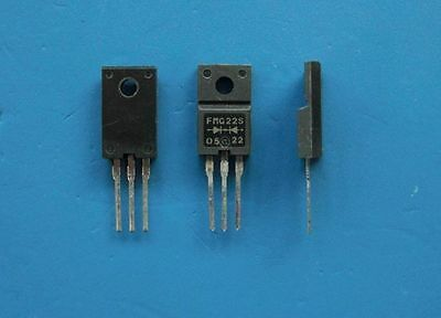 Sanken Fmg22s To-220 Ultra-fast-recovery Rectifier Diodes Usa Ship