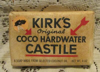 Procter And Gamble Soap Kirks Original Coco Hard Water Castile