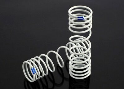 Springs, rear (progressive, +20% rate, blue) (2) Traxxas TRA6868