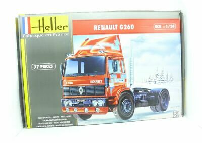 Heller 80772 Renault G260 Camion Kit de Montage 1:24
