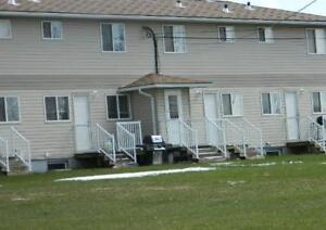 Fort St. John Townhouses - 2 Bedroom Townhome for Rent