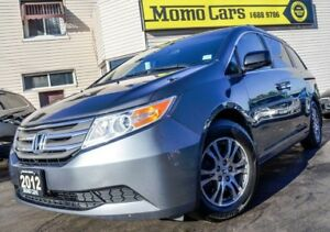 2012 Honda Odyssey EX! 8 Passenger+Heated Seats! ONLY $173/bi-we