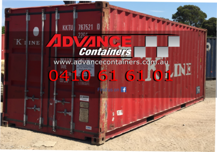 Shipping Container 20ft In New South Wales Gumtree