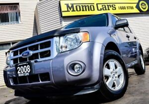2008 Ford Escape XLT! Cruise+Alloy+Keyless! ONLY $117/bi-weekly!
