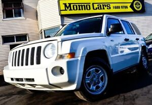 2008 Jeep Patriot Sport! North Edition! 4X4! ONLY $142/bi-weekly