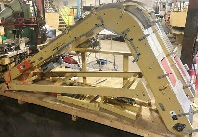 Bunting 105tall Vertical Magnetic Conveyors