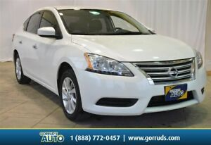 2015 Nissan Sentra 1.8 SV/Bluetooth/Camera/Heated Seats/Sport Wh