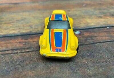 ⭐️ Vintage 1974 Hot Wheels Redline Flying Colors Porsche P-911 Hong Kong 🔥Wow🔥