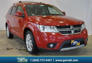2016 Dodge Journey R/T AWD/Heated Seats/Leather/New Tires
