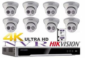 4MP Hikvision/Dahua CCTV Camera Package Cheap Prices $$ Truganina Melton Area Preview