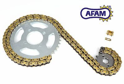 Kettenkit Kettensatz AFAM verstärkt 14-48-132 für Yamaha YZF-R125ccm RE111