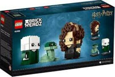 Lego Harry Potter Brick Headz Voldemort, Nagini & Bellatrix (40496)