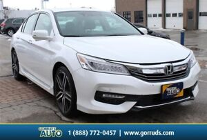 2016 Honda Accord Touring/NAV/LEATHER/MOONROOF