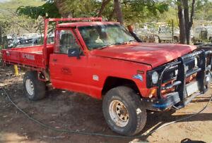 Wrecking 1988 Nissan Patrol GQ (Stock #F0723) Mareeba Tablelands Preview