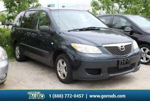 2005 Mazda MPV -