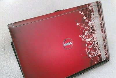RED Grunge - DELL D630 2GB DVDRW Wi-FI  Ready FAST LAPTOP Computer Webcam on Rummage