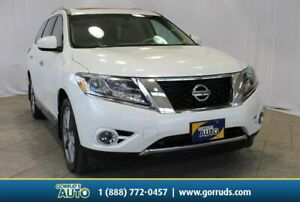 2015 Nissan Pathfinder PLATINUM|AWD|DVD|NAVIGATION|LEATHER