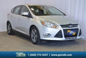 2014 Ford Focus SE/Cruise/Auto/AC/Heated Mirrors/CD
